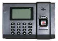biometric payroll timeclock