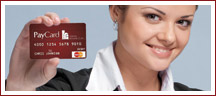 Payroll Administration Payroll Pay Cards
